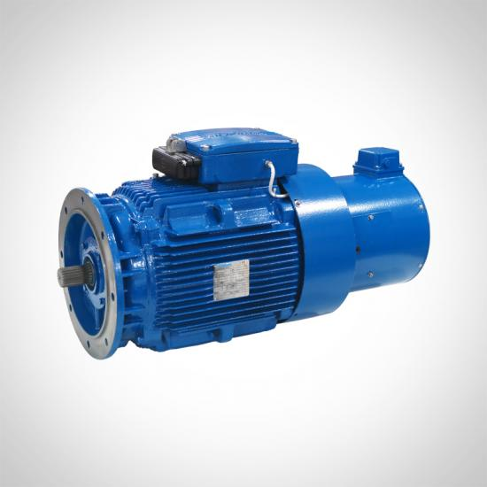 Induction Pitch Motors For Wind Turbine Variable Speed and Frequency